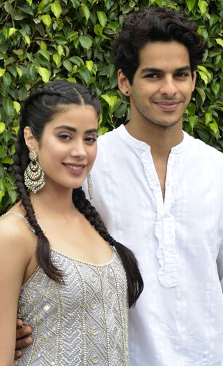Janhvi Kapoor Reveals What She Likes & Dislikes About Ishaan