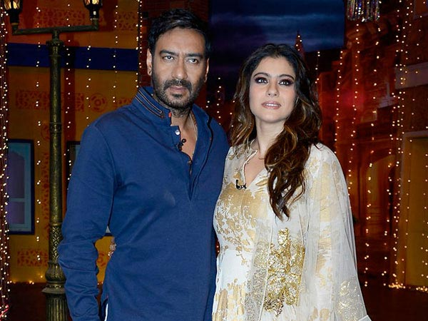 Kajol To Play Ajay Devgn's Wife In Taanaji: The Unsung Warrior?