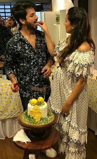 These Inside Pics Of Mira's Baby Shower Are So Much Fun!