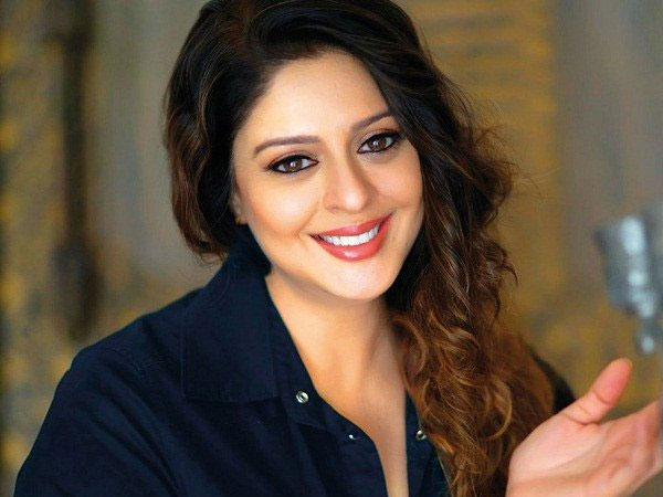 Nagma Accepts Being In A Relationship With Sourav