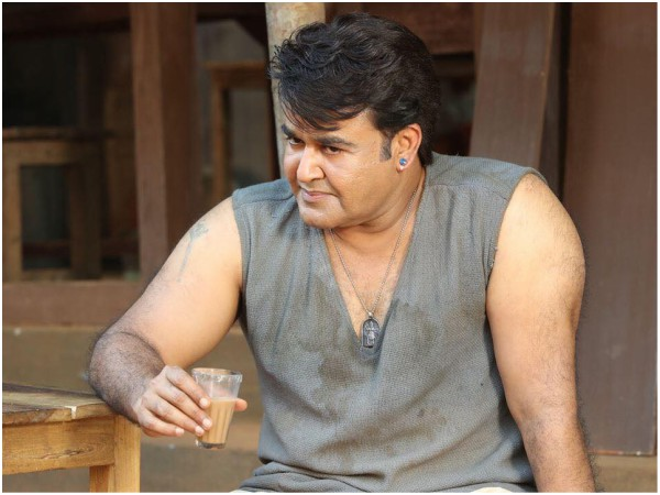 Mohanlals Odiyan Pockets A Big Record Even Before Its Release!