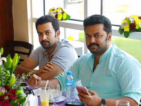 Prithviraj Confirms Indrajiths Association With Mohanlals Lucifer!