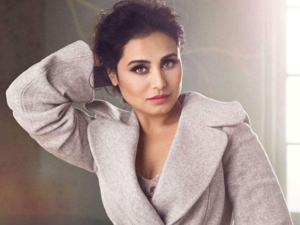 Rani Mukerji, Rajkummar Hirani And Vicky Kaushal To Attend IFFM