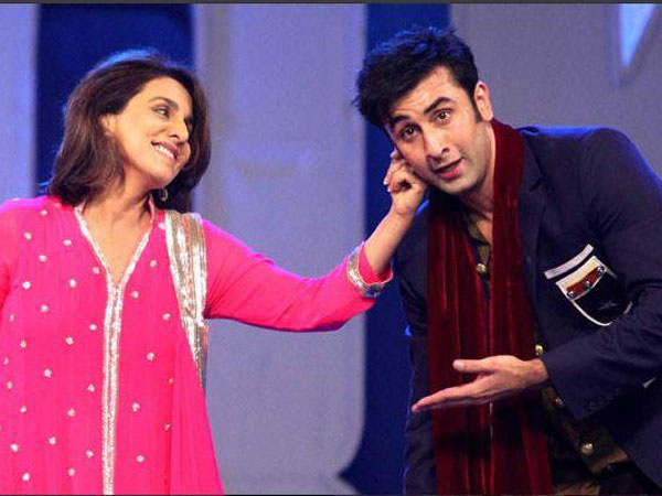 What Kind Of Girl Neetu Wants For Ranbir?