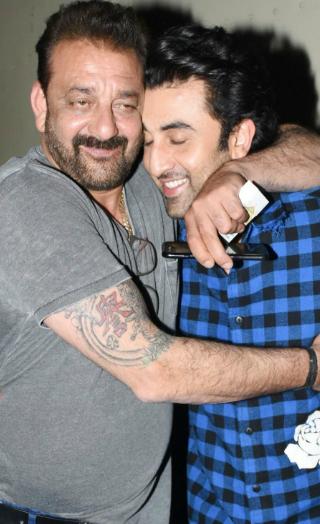 Ranbir To Replace Arshad As Circuit In Munna Bhai Sequel?