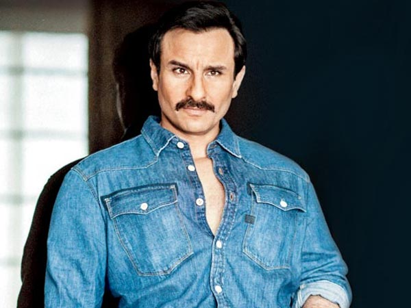 Saif Ali Khan To Play A Naga Sadhu In His Next! Read Details