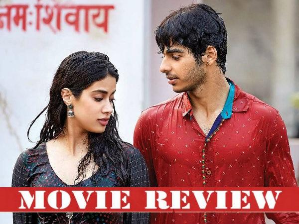 Dhadak Movie Review: Despite Ishaan Khatter's Terrific Act, You Crave For Sairat's Simplicity!