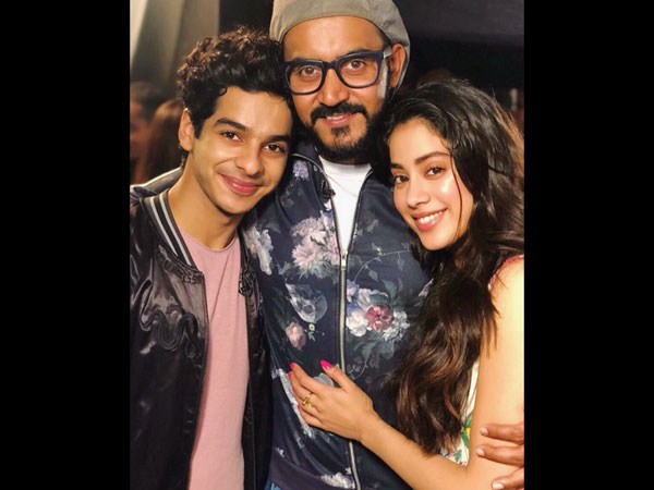 How Ishaan Came On Board?