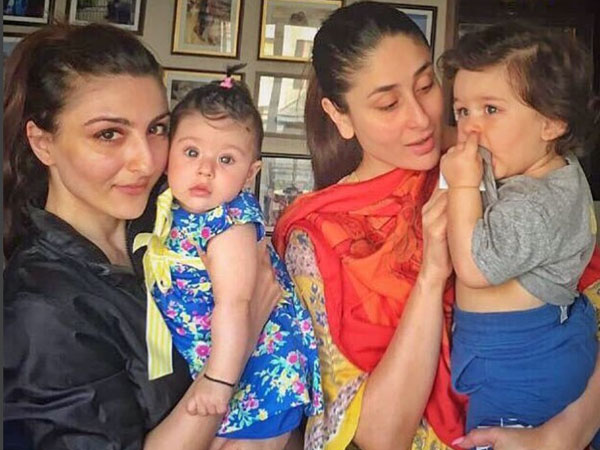 Soha On Her Bond With Kareena
