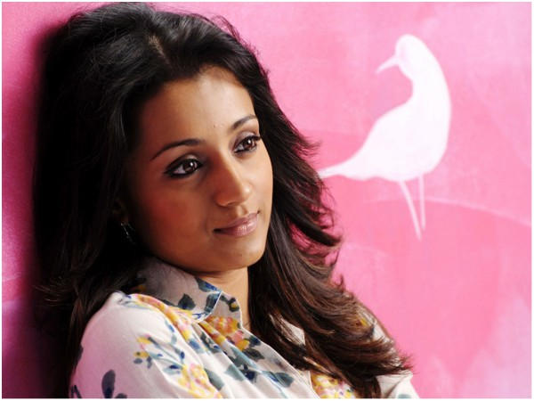 Trisha's Mollywood Debut