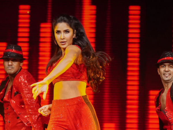Katrina Deals With 'Rude' Fans