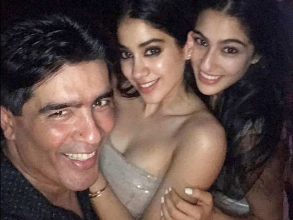 Janhvi Kapoor Gets Irritated When Asked About 'Competing' With Sara Ali Khan; Says It's Partiality