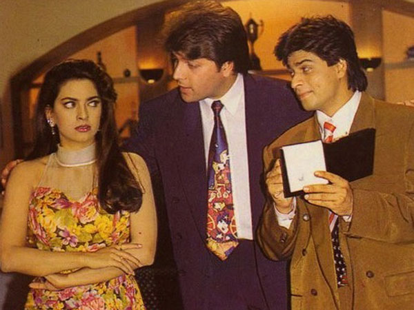 21 Years Of Yes Boss: Juhi Chawla's Throwback Pic With SRK Will Crack You Up!