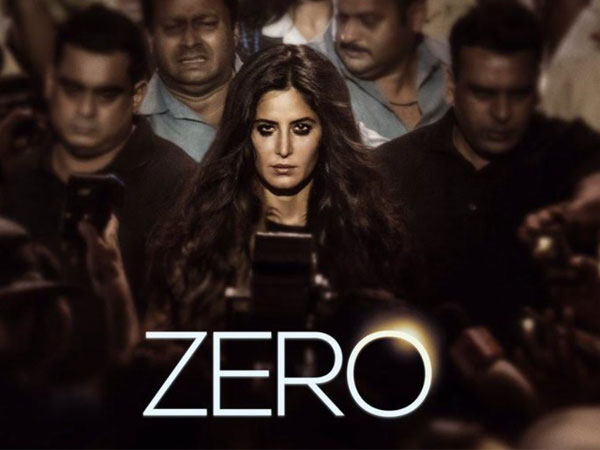 Katrina Kaif's First Look From Zero: Shahrukh Khan Asks 'Why So Serious?'