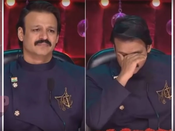 India's Best Dramebaaz: Vivek Oberoi Breaks Down Remembering Sonali Bendre