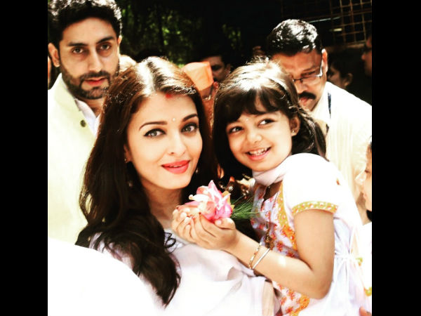 Aishwarya On Taking Help Of A Nanny