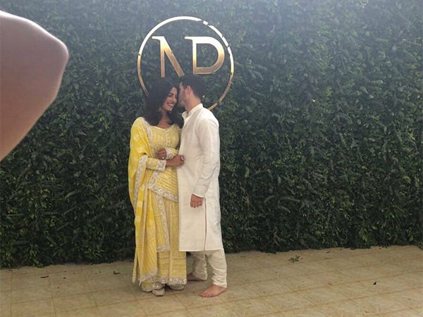 First Picture From Priyanka Chopra-Nick Jonas' Roka Ceremony Out, Couple Makes It Official!