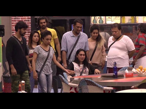 Bigg Boss Malayalam Episode 46 Anjali Ameer Moves Of The House