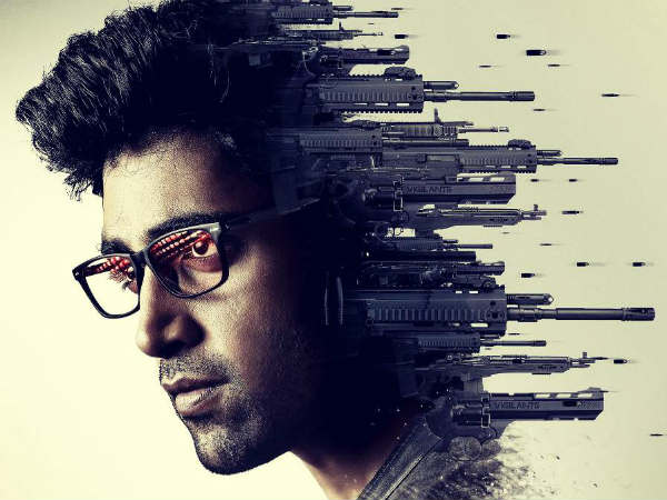 Goodachari Hits Screens This Week With Zero Cuts Upon Completing Censor Formalities