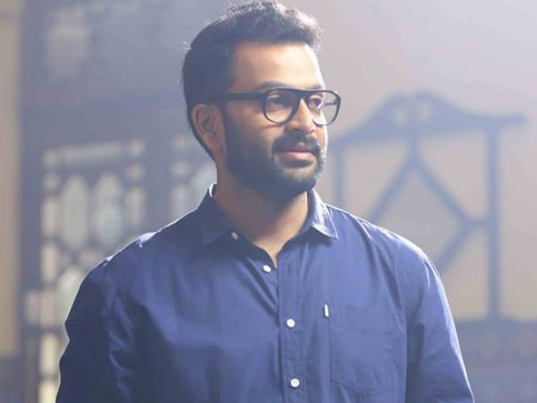 This Prithviraj Starrer Was Screened At An International Film Festival