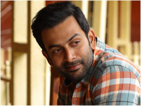 Prithviraj S Dedication Hard Work Are Something Be Follow Here Is The Reason