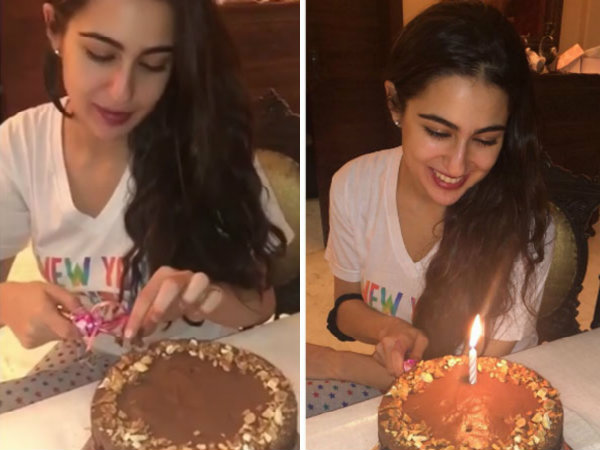 Sara Ali Khan Birthday Bash Pictures