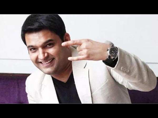 Kapil Confirms The News