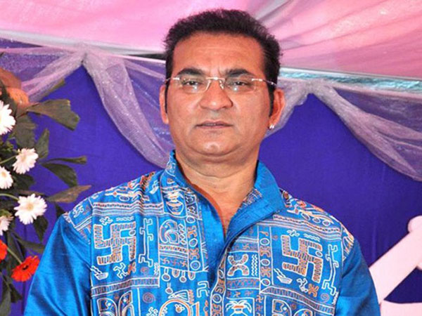 Singer Abhijeet Bhattacharya In Legal Trouble Again; This Time For Verbally Abusing A Woman!