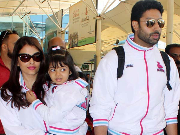 Aishwarya Also Praised Abhishek For Being A Supportive Husband