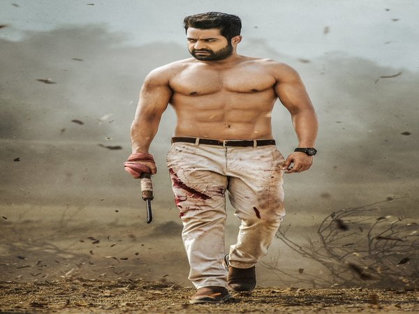 Aravindha Sametha: The Action-packed Teaser Of Jr NTR's Film Becomes A Rage Amongst The Fans!