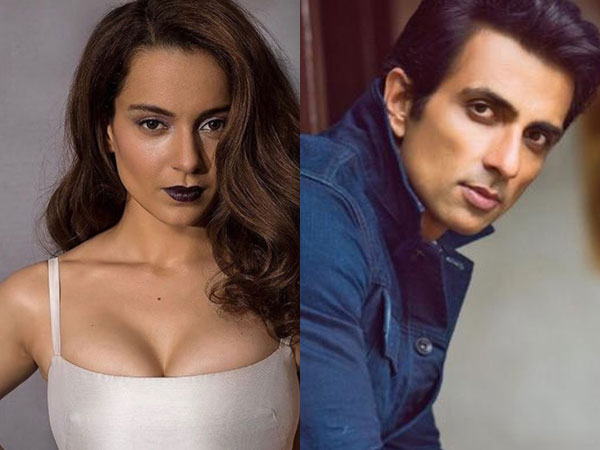 Kangana Ranaut Further Launched Attacks On Sonu Sood!