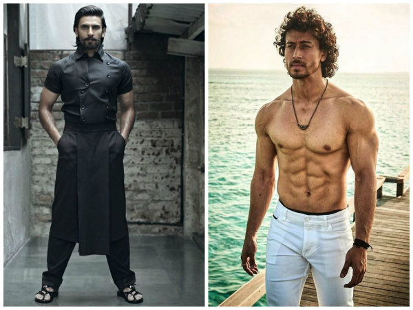 Ranveer Singh Or Tiger Shroff? Who Will Star In Sanjay Leela Bhansali's Next!