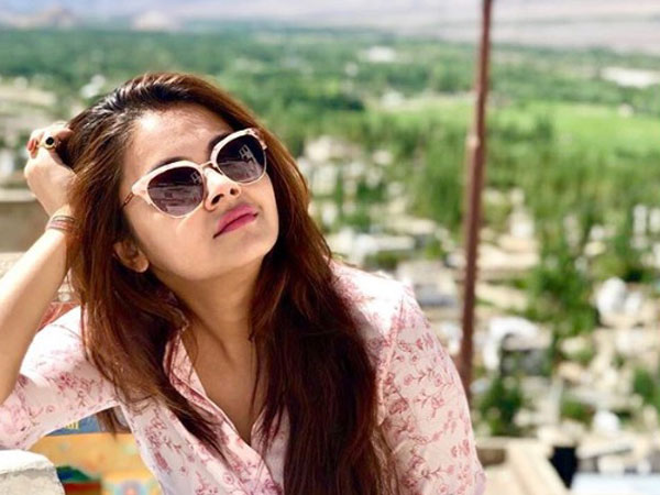 Devoleena Talks About Rumours Of Her Doing A Show That Revolves Around Marital Infidelity