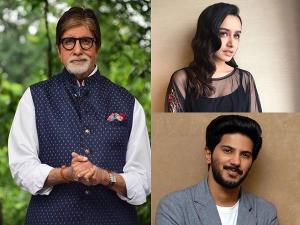 Kerala Floods: Amitabh Bachchan, Dulquer Salmaan & Others Extend Their Support To Flood  Relief!