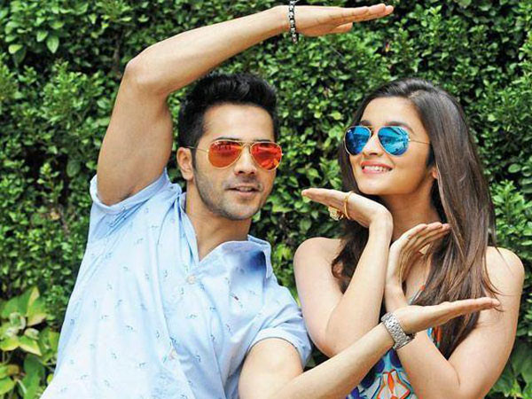 Varun Told Alia This Hilarious Thing On The Sets Of Kalank