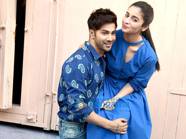 When Quizzed If He Gives Relationship Advice To Alia, This Is What Varun Said