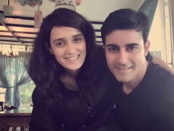 Gautam Rode Celebrates His Birthday With Wife Pankhuri Awasthy [PICS]