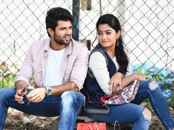 Geetha Govindam Review: The Lead Pair's Sizzling Chemistry Makes It A Decent Watch!
