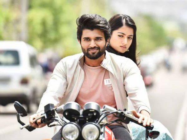 Vijay Deverakonda Set To Get Another Hit!