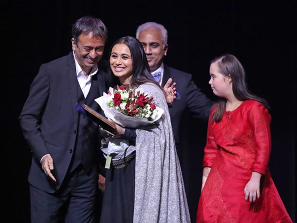Indian Film Festival Of Melbourne 2018 IFFM Rajkumar Hirani Rani Mukerji