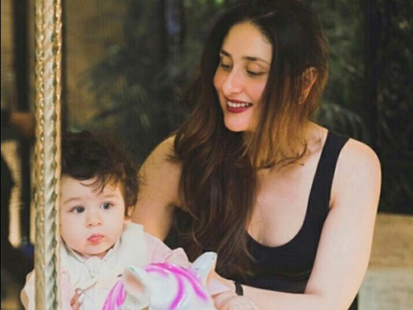 Kareena Kapoor: I Want Taimur To Be A Good Person, With Strong Values