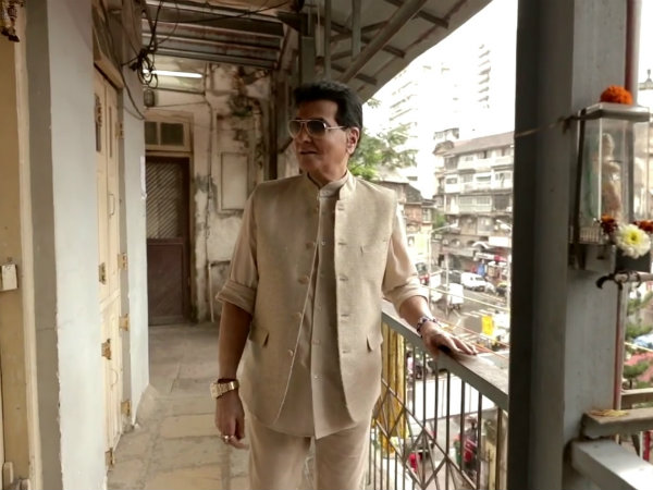 Home: Jeetendra Visits His First House; Ekta Kapoor Shares A Heart-touching Monologue