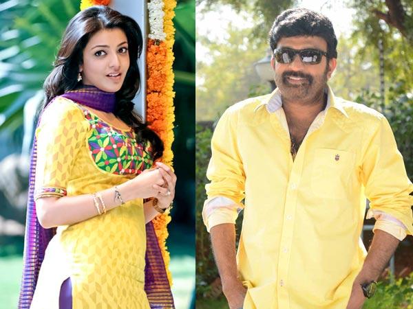 Kajal Aggarwal To Act Opposite Rajasekhar In His Next