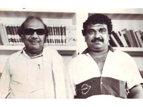 Remembering Karunanidhi: When A Mollywood Celebrity Directed His Scripts!