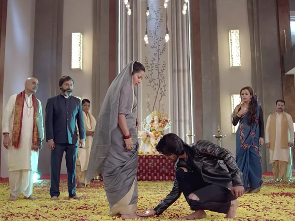 Nazar Review: Gul Khan & Monalisa's Supernatural Thriller Fails To
