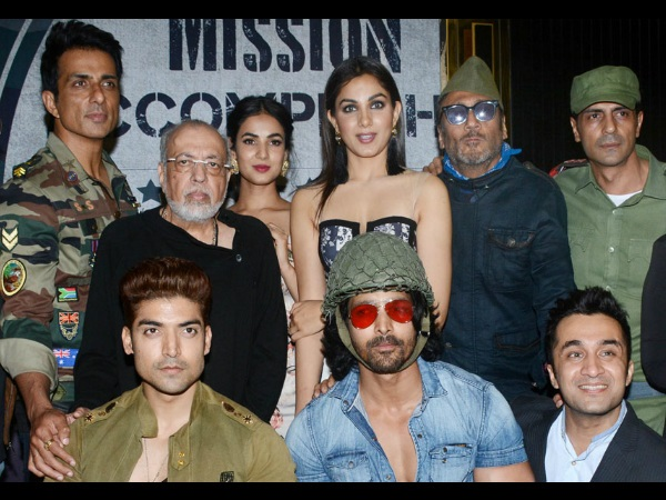 Paltan Jp Dutta S Characters In The Film Inspired By Real Soldiers