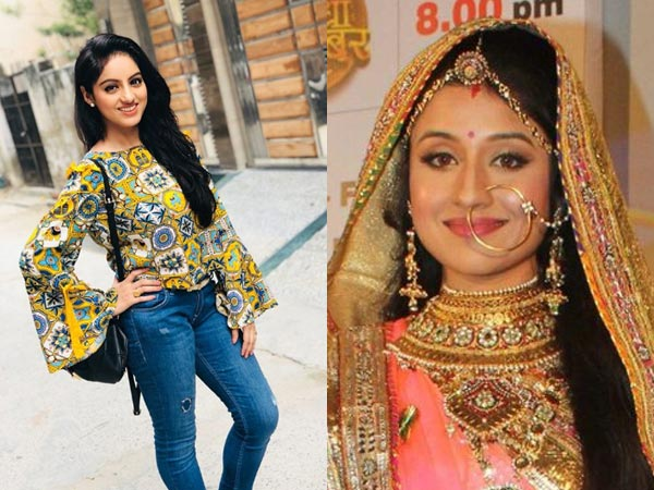 Not Deepika Singh, But Jodha Akbar Fame Paridhi Sharma To Play The Lead In 'Patiala Babes'!