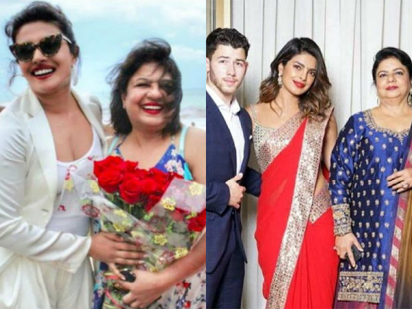 When Priyanka's Mother Was All Praises For Nick