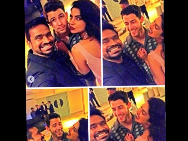 When Priyanka's Love For Nick Reflected In Their Selfies Too