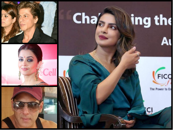 Priyanka Chopra's Engagement Party: Why Shahrukh Khan, Aishwarya Rai & Salman Khan Will Skip It